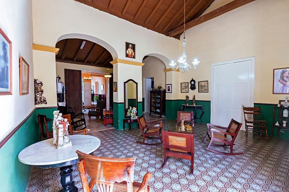 Casa Magdalena lounge