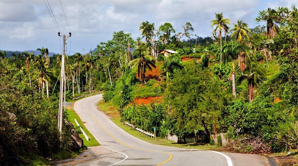 Cuba fly drive holiday through Baracoa