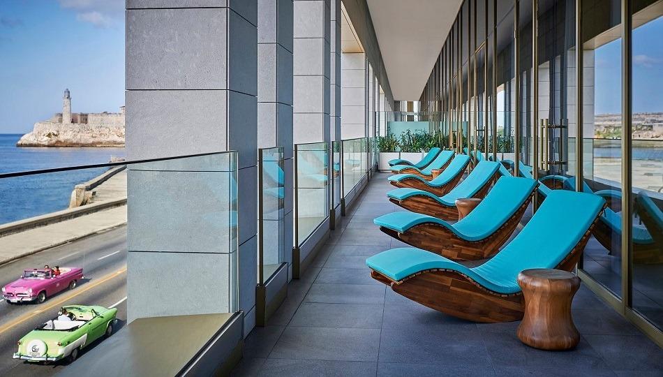 Luxury hotel in Havana Cuba