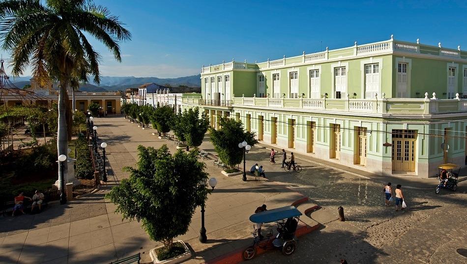 Iberostar Grand hotel in Trinidad Cuba
