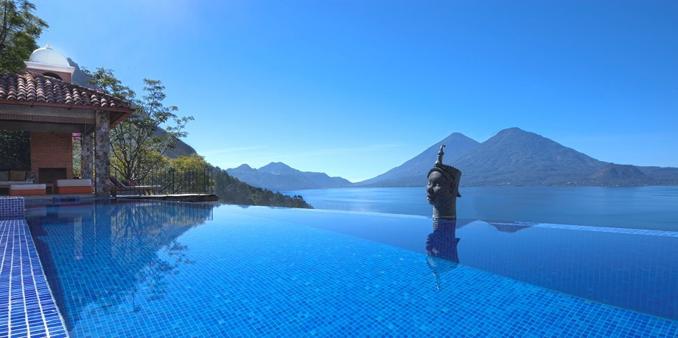 Luxury Hotel in Lake Atitlan