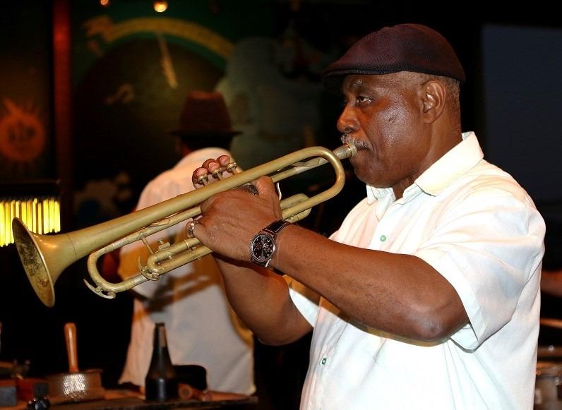 Cuba Trumpeter
