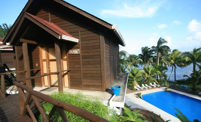 Hotel Villa Caribe Livingston View