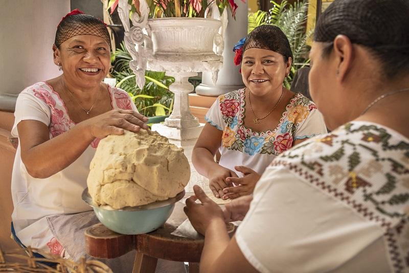 Visiting a hacienda on a Guatemala multi country holiday