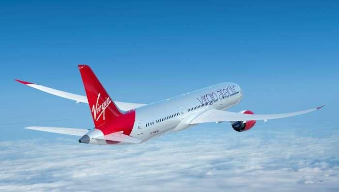 Virgin Atlantic fly to Havana airport