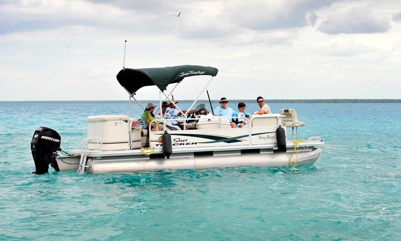 Laguna Bacalar Boat Trips