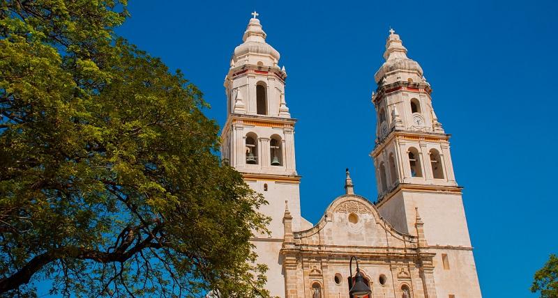 Catedral de Nuestra Señora de la Purísima Concepción in Campeche