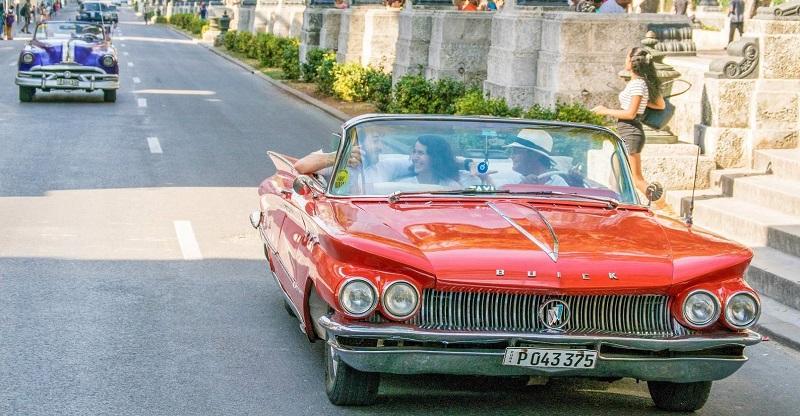 Classic Car Tour of Havana, Cuba