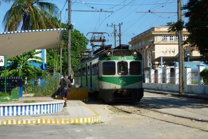 The Hershey Train in Havana