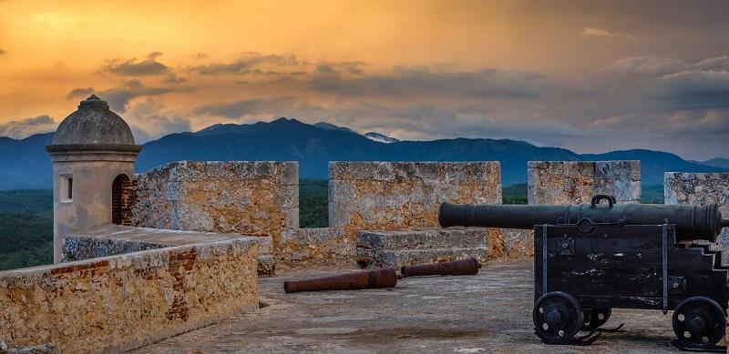 Excursion to San Pedro de la Roca fort in Santiago de Cuba