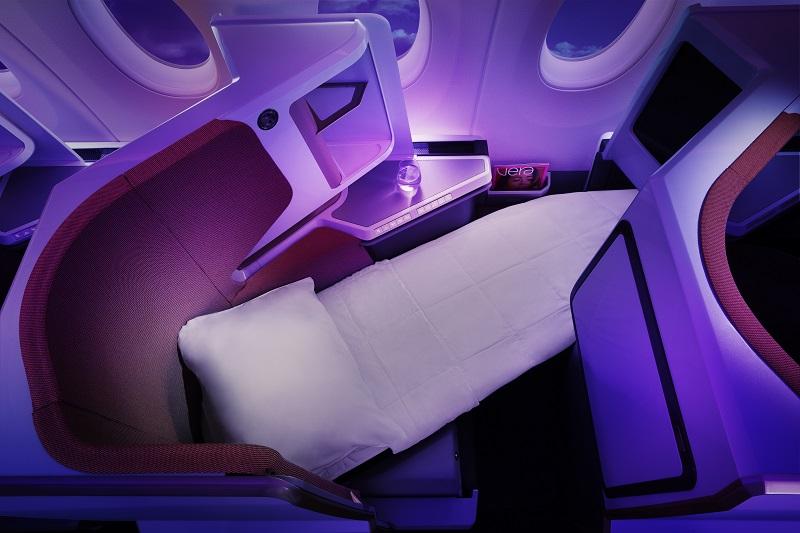 Virgin Atlantic Luxury Upper Class