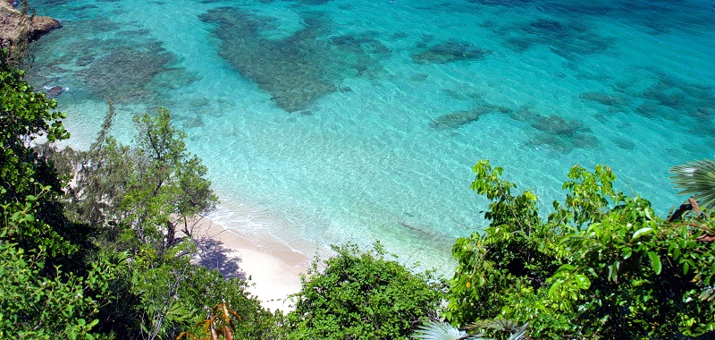 Beautiful beach in Guardalavaca