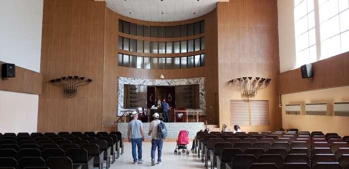Patronato synagogue in Havana