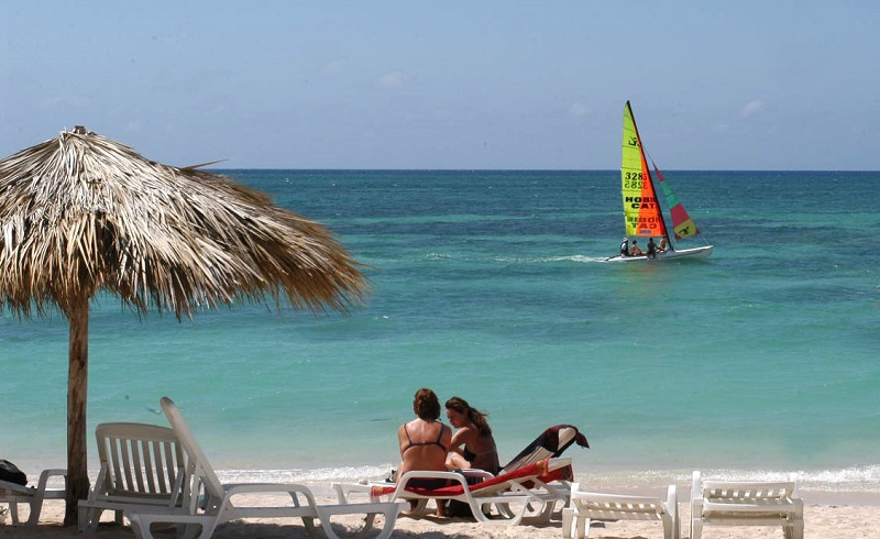 Combining sightseeing and the beach in Cuba