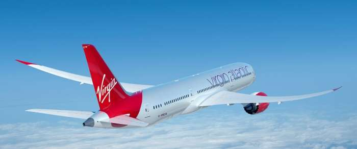 Virgin Atlantic Covid Tests