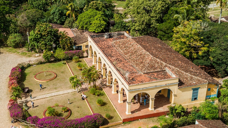 Hacienda near Trinidad, Cuba