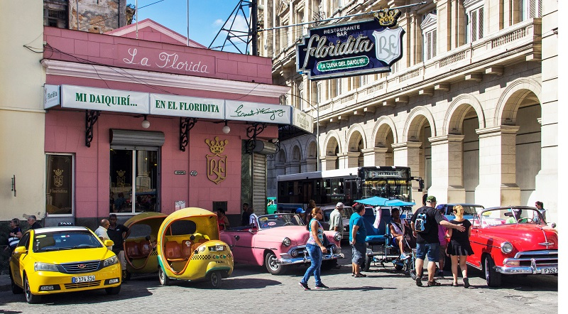 El Floridita Bar & Restaurant Havana