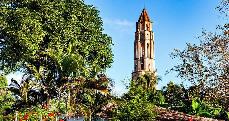 Slave tower at Manaca Iznaga