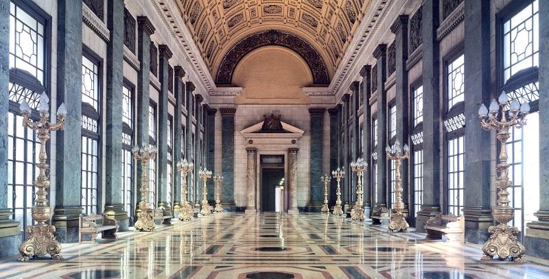 Interior if National Capitol building, Havana