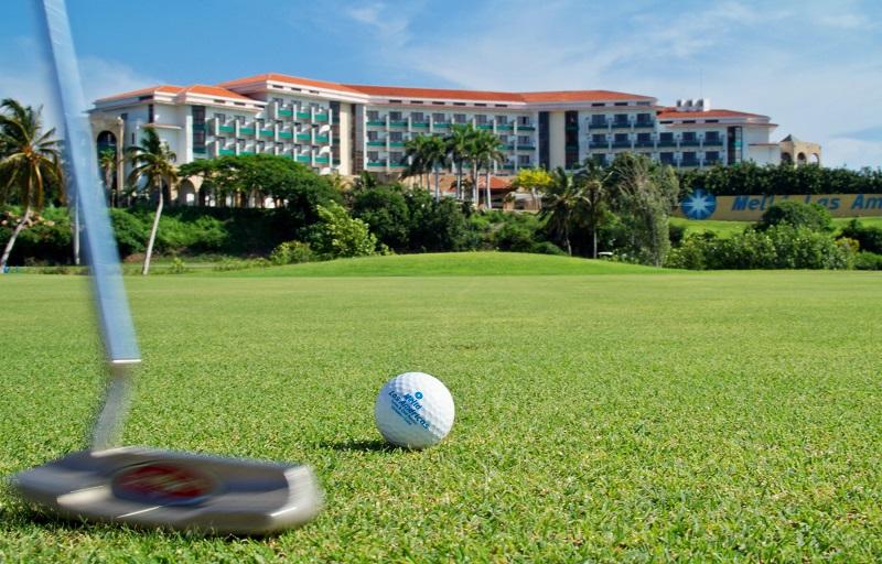 Golf Putt Varadero